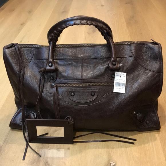 905d4bbf46 Balenciaga Bags | Authentic Giant City Paris Bag | Poshmark